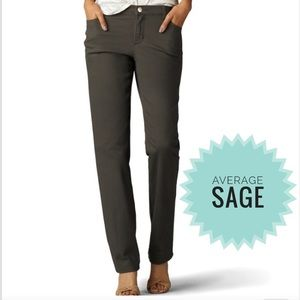 Plus Size LEE Relaxed Fit Straight Leg Jeans